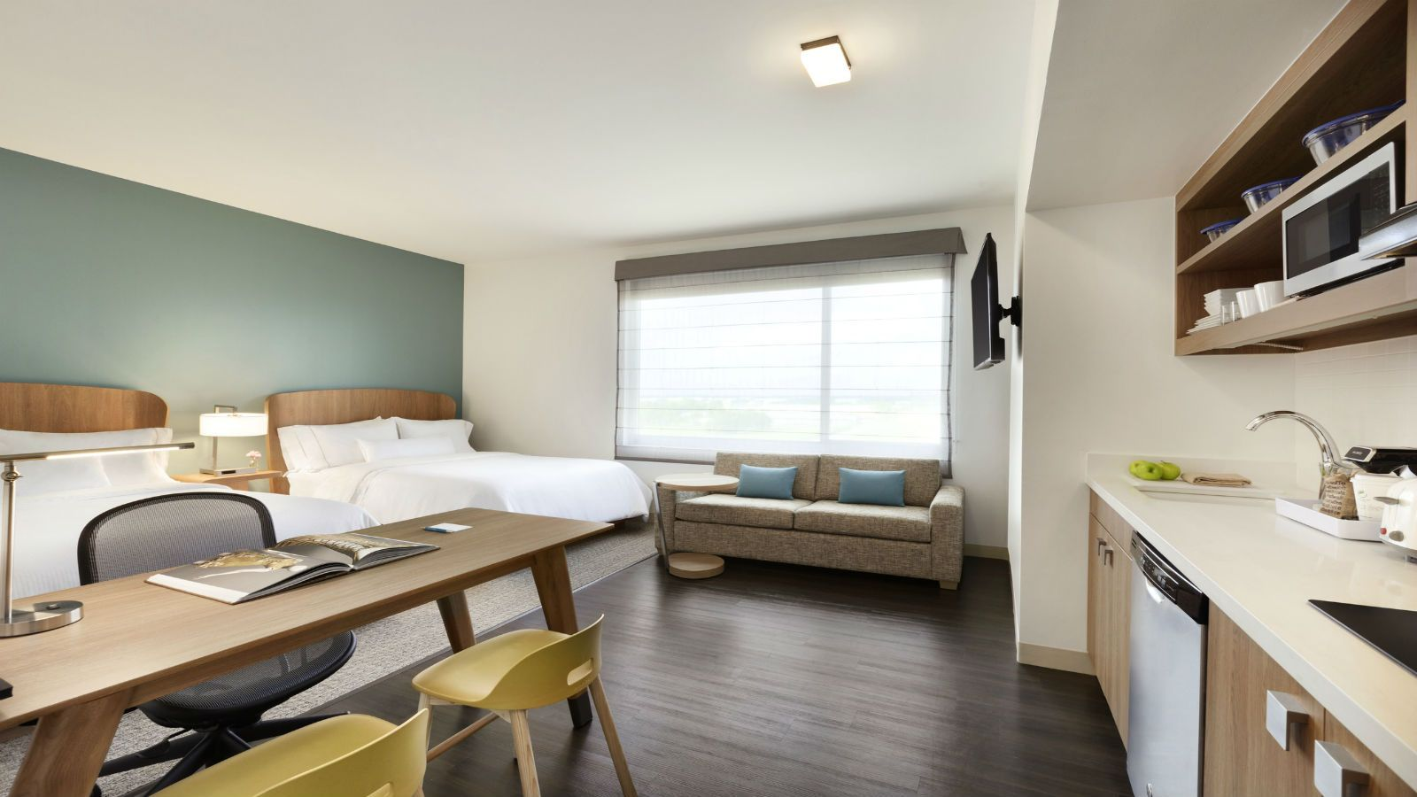 Dallas Accommodations - Accessible Guest Room