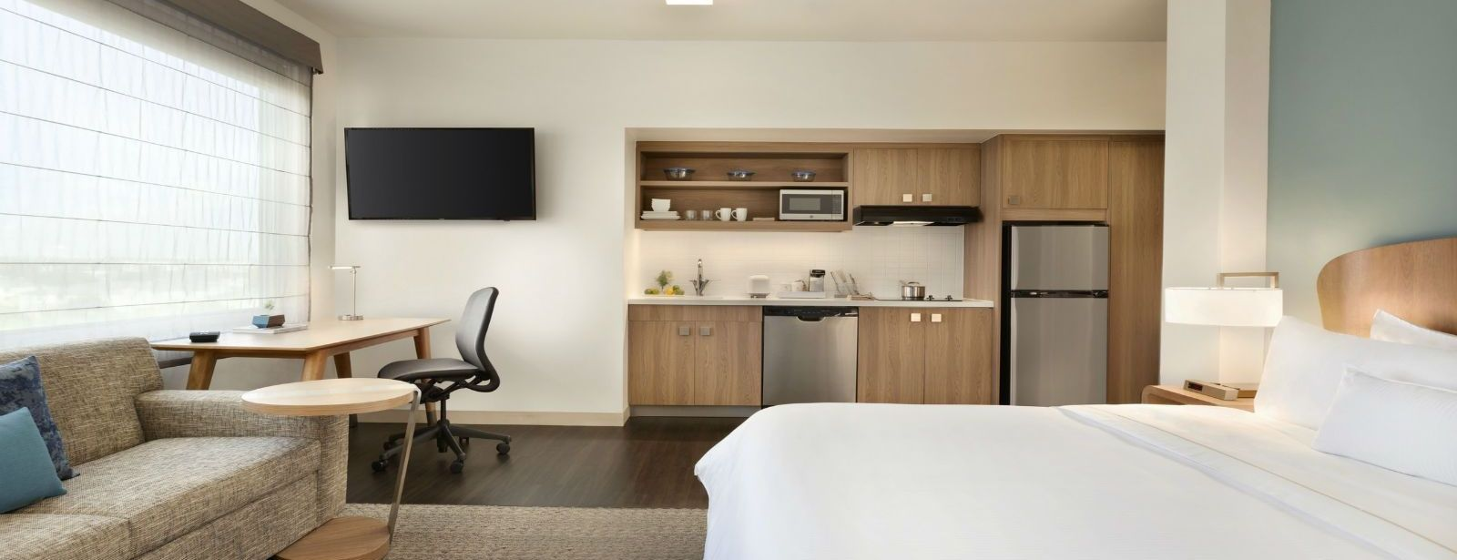 Dallas Accommodations - Standard King Room
